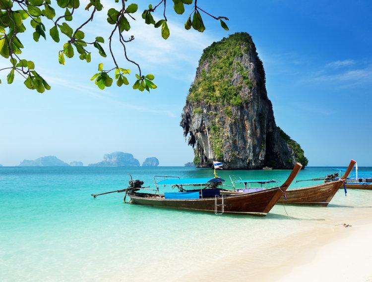 Thajsko, Krabi